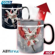 Assassin's Creed - Mug Heat Change The Assassins