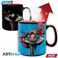 DC Comics - Mug Heat Change Superman