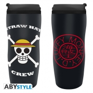 One Piece - Mug de voyage Luffy