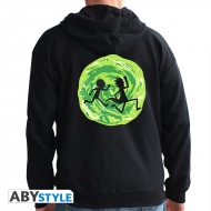 Rick And Morty - Sweat homme Portail noir