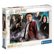 Harry Potter - Puzzle Harry vs. the Dark Arts (1000 pièces)