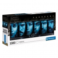 Game Of Thrones - Puzzle Panorama Faces (1000 pièces)