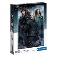 The Witcher - Puzzle Ciri, Yennefer & Geralt (1000 pièces)