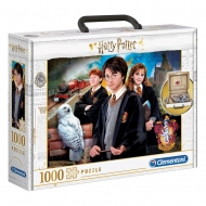 Harry Potter - Puzzle Briefcase (1000 pièces)