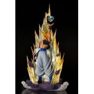 Dragon Ball Z Fusion Reborn - Statuette FiguartsZERO Super Saiyan Gogeta 28 cm