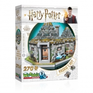 Harry Potter - Puzzle 3D Hagrid's Hut
