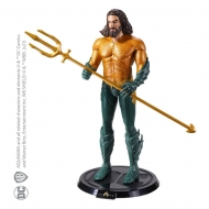 DC Comics - Figurine flexible Bendyfigs Aquaman 19 cm