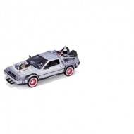 Retour vers le Futur III - DeLorean LK Coupe 1981 1/24 métal