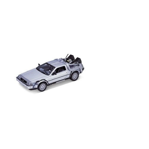 Retour vers le Futur - DeLorean LK Coupe 1981 1/24 métal