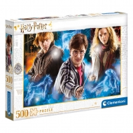 Harry Potter - Puzzle Expecto Patronum (500 pièces)
