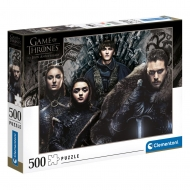 Game of Thrones - Puzzle House Stark (500 pièces)