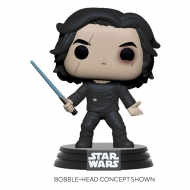 Star Wars Episode IX - Figurine POP! Ben Solo w/Blue Saber 9 cm
