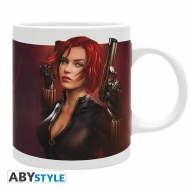 Marvel - Mug Black Widow