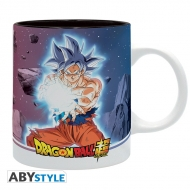 Dragon Ball Super - Mug Goku UI Vs Jiren
