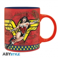 DC Comics - Mug Wonder Woman Action