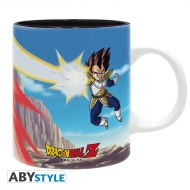 Dragon Ball - Mug Goku VS Vegeta