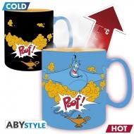 Disney - Mug Heat Change Aladdin Génie