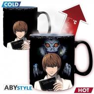 Death Note - Mug Heat Change Kira & L