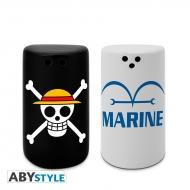 One Piece - Salière & Poivrière Skull & Marine