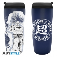 Dragon Ball Super - Mug de voyage Goku Ultra Instinct