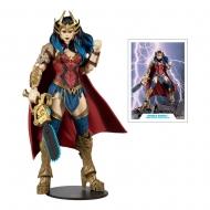 DC Multiverse - Figurine Build A Wonder Woman 18 cm