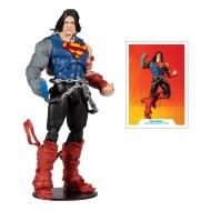 DC Multiverse - Figurine Build A Superman 18 cm