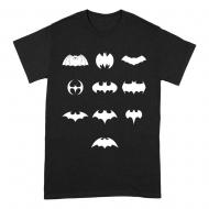 Batman - T-Shirt Logo Evolution