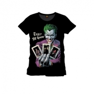 Batman - T-Shirt Enjoy The Game noir