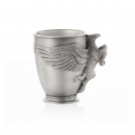 Harry Potter - Tasse Espresso Pewter Collectible Hippogriffe