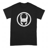 Marvel - T-Shirt Loki Icon