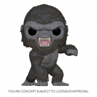 Godzilla vs Kong - Figurine Super Sized POP! Kong 25 cm