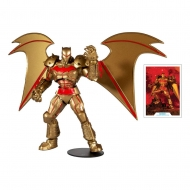 DC Multiverse - Figurine Batman Hellbat Suit (Gold Edition) 18 cm
