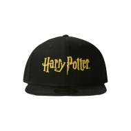 Harry Potter - Casquette Snapback Logo Harry Potter
