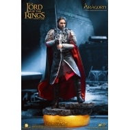 Le Seigneur des Anneaux - Figurine Real Master Series 1/8 Aragorn Deluxe Version 23 cm
