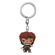 Marvel - Porte-clés Pocket POP! Zombie Gambit 4 cm