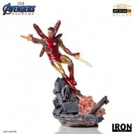 Avengers Endgame - Statuette BDS Art Scale 1/10 Iron Man Mark LXXXV Deluxe Version 29 cm