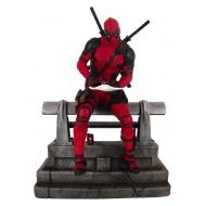 Marvel - Statuette Movie Premier Collection Deadpool