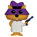 Hanna Barbera - Figurine POP! Secret Squirrel 9 cm