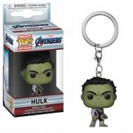Avengers Endgame - Porte-clés Pocket POP! Hulk 4 cm