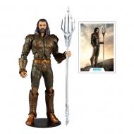 DC Justice League Movie - Figurine Aquaman 18 cm