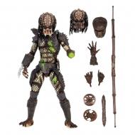 Predator 2 - Figurine Ultimate Battle-Damaged City Hunter 20 cm