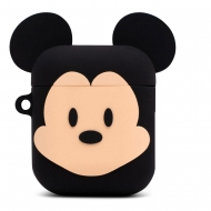 Disney - Etui pour boîtier AirPods PowerSquad Mickey Mouse