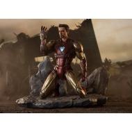 Avengers : Endgame - Figurine S.H. Figuarts Iron Man Mk-85 (I Am Iron Man Edition) 16 cm