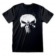 Punisher - T-Shirt Logo Marvel