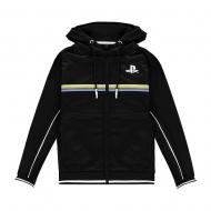 Sony PlayStation - Veste à capuche Color Stripe