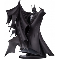 Batman Black & White - Statuette Deluxe Batman by Todd McFarlane (Version 2.0) 24 cm