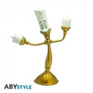 La Belle et la Bête - Lampe Lumière