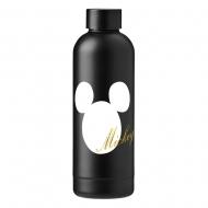 Disney - Bouteille metal Mickey Glitter