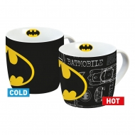 Batman - Mug effet thermique Logo Batman