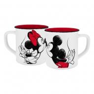 Disney - Mug Mickey Kiss Sketch Rouge